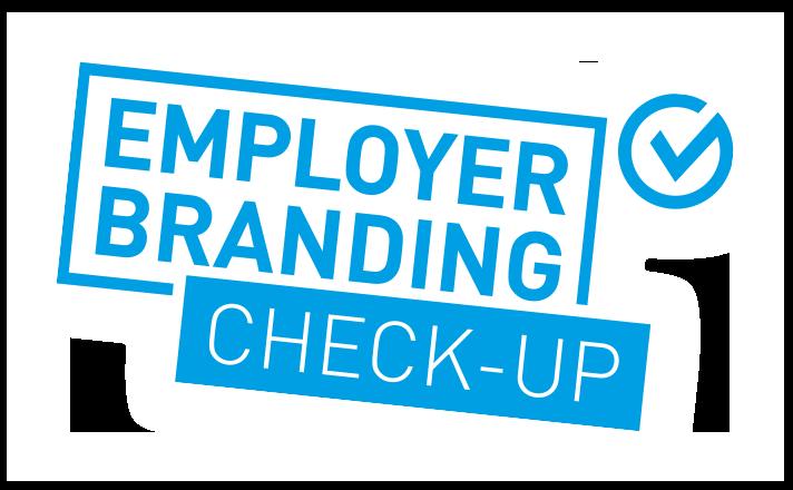Employer Branding Check up - Logo kompakt